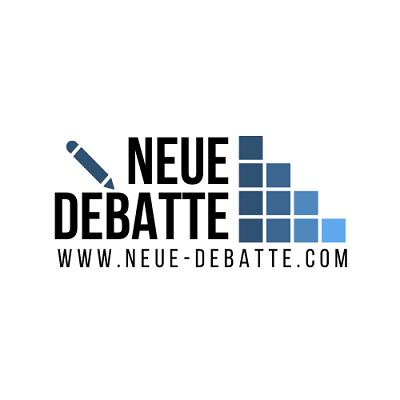 Neue Debatte ist ein internationalisiertes unabhängiges Bürgermedium.