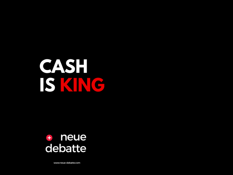 Reden wir über Geld aus dem Nichts mit Simon Sonnenberg von Monetative. (Illustration: Neue Debatte)