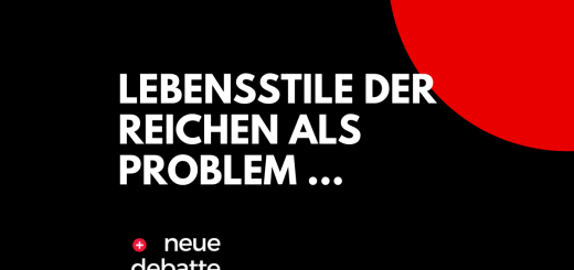 Reformistische und revolutionäre Lösungen zur Umweltkrise. (Illustration: Neue Debatte)