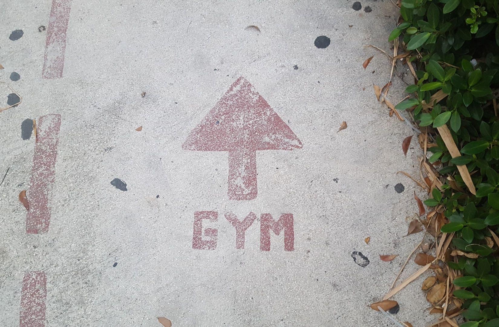 Der Weg zum Trainingszentrum ist nicht vergleichbar mit dem Weg zur Weltherrschaft. (Foto: George Pagan III, Unsplash)