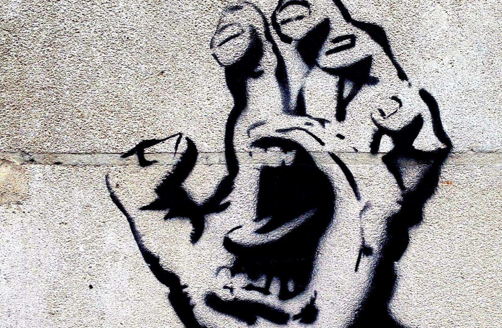Die Sprache der Unmenschen bleibt zu oft ohne Widerspruch. (Symbolfoto. Heather M. Edwards, Unsplash.com)