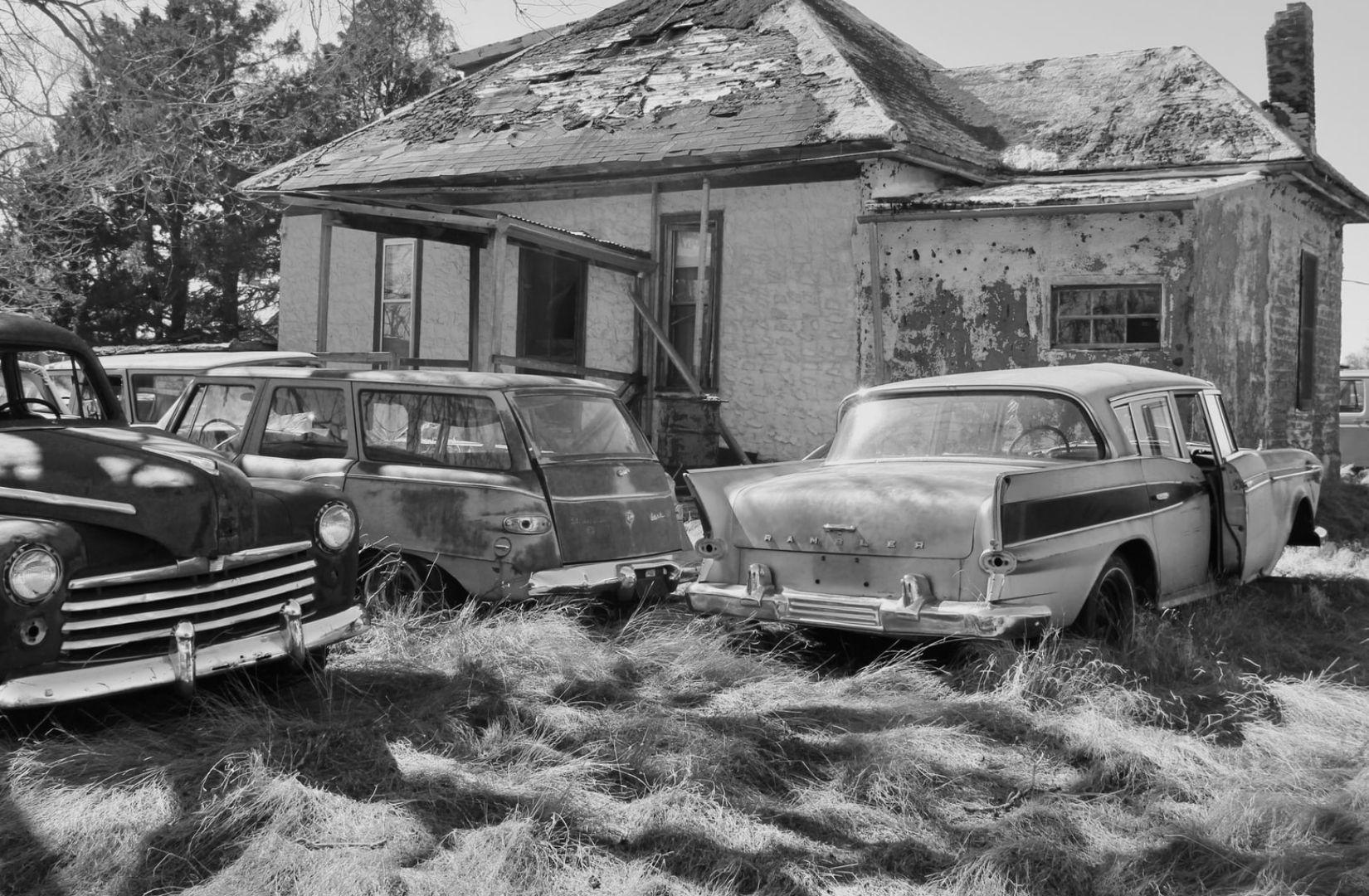 Die USA verändern sich. Ein Bild aus der Geisterstadt Ardmore in Dakota. (Foto: Sophia Simoes, Unsplash.com)