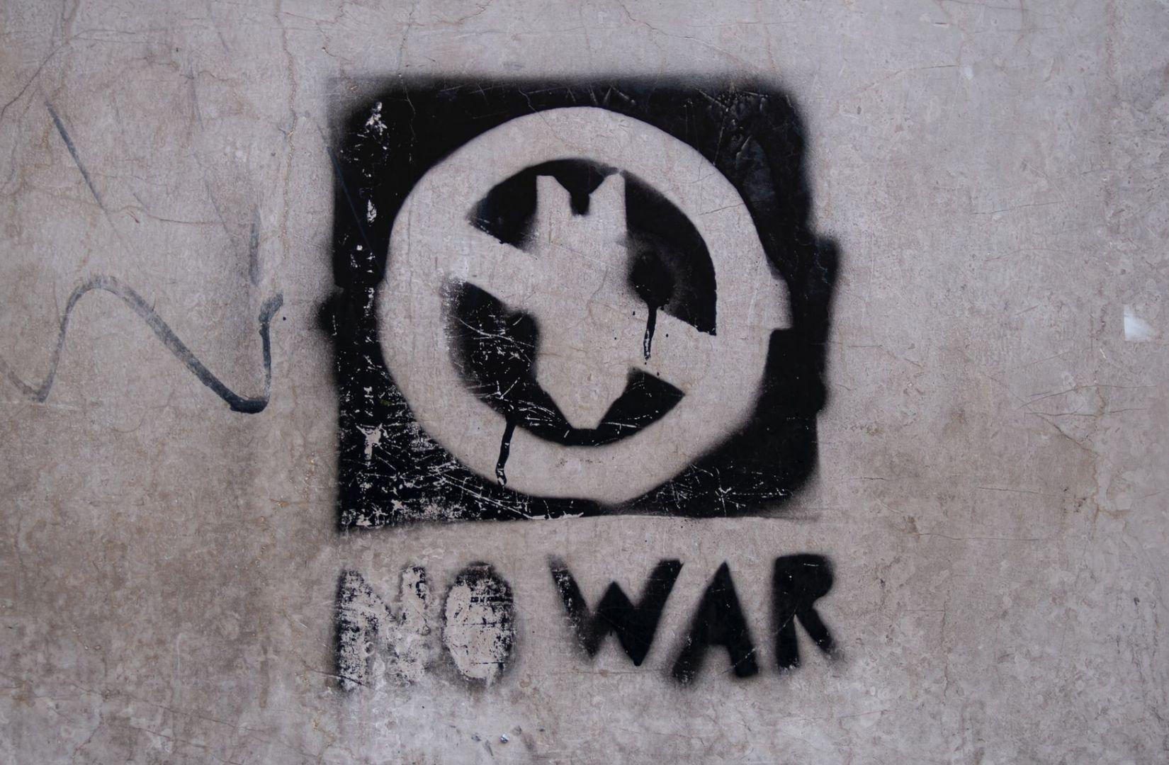 Eine Welt ohne Krieg. (Foto: Egor Myznik, Unsplash.com)