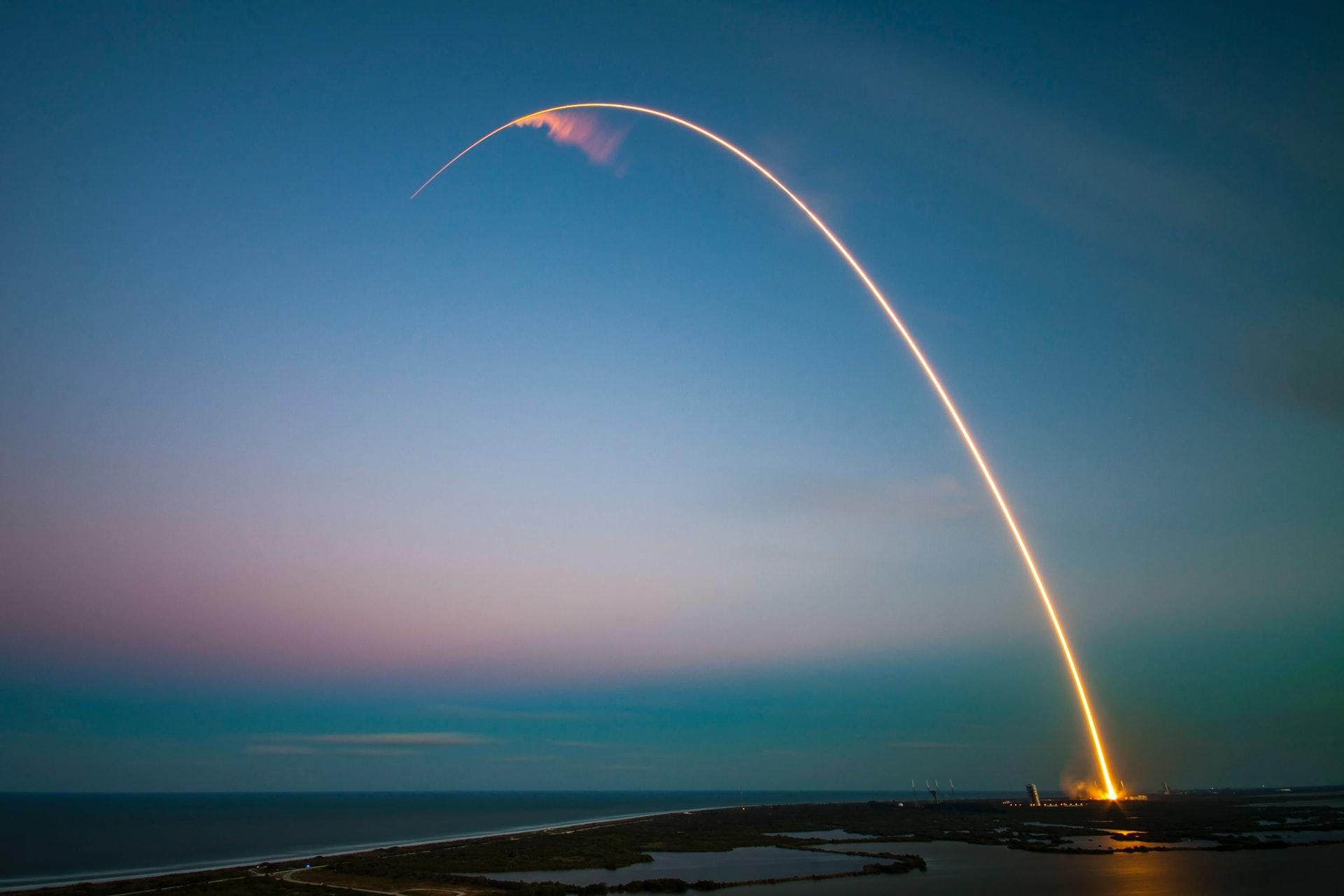 Zukunftsfeindlich oder zukunftsfreundlich - Cape Canaveral Air Force Station, United States (Foto: SpaceX, Unsplash.com)