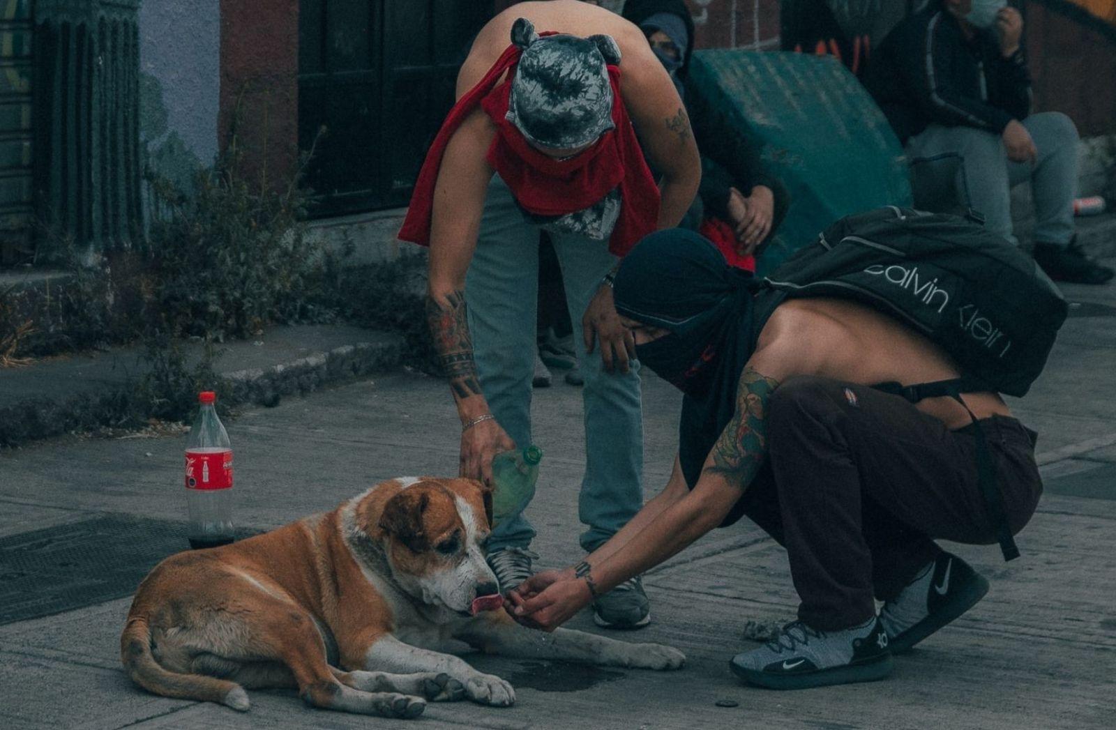 Die sozialen Realitäten bringen die Verhältnisse zum Tanzen nicht nur in Chile. (Foto: Elias Arias, Unsplash.com)
