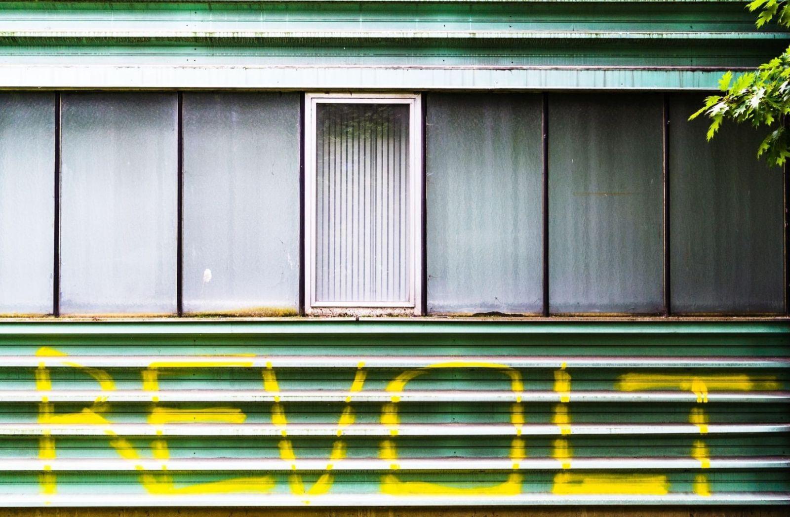 Revolt. (Foto: Marian Kroell, Unsplash.com)