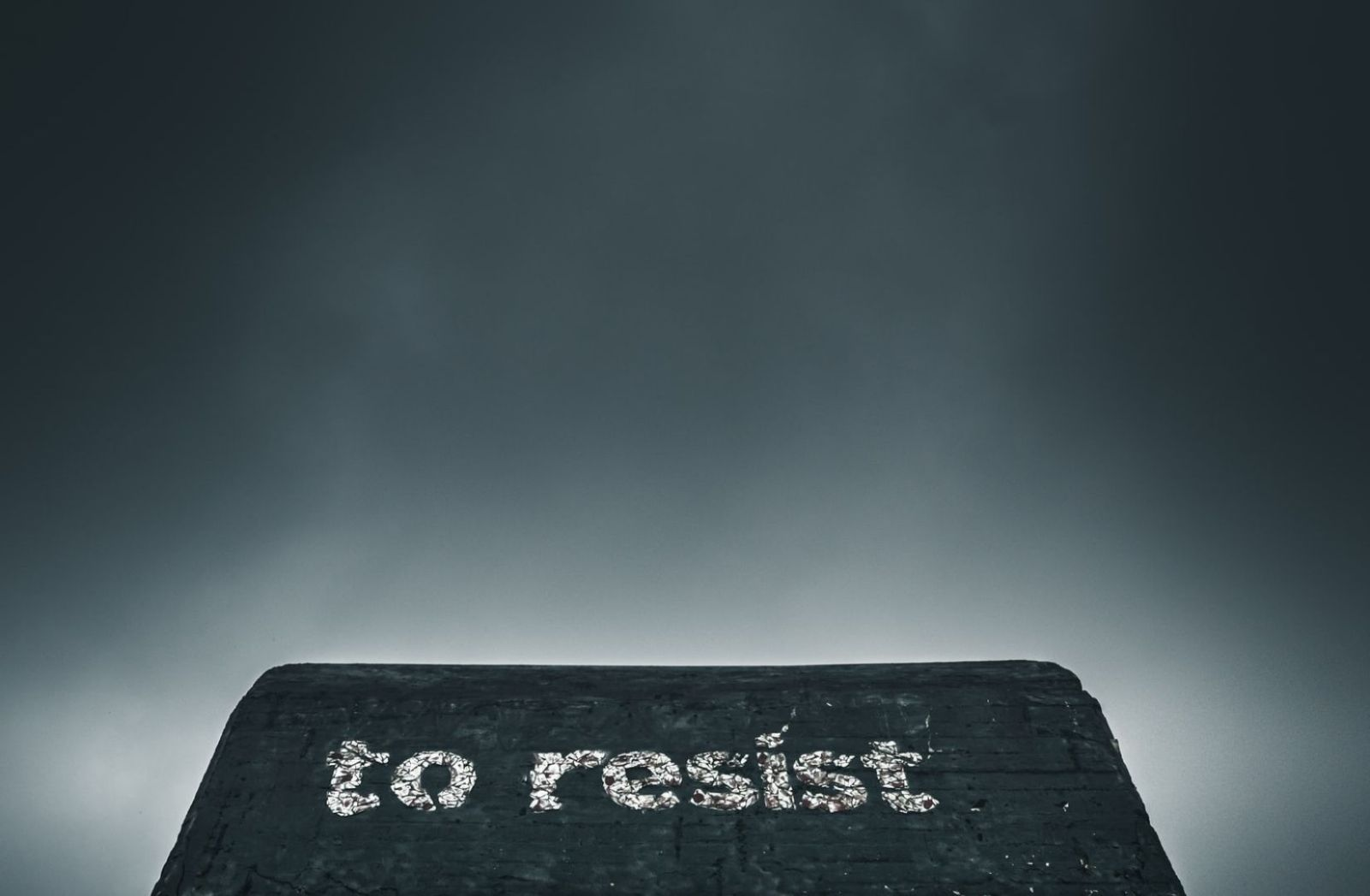 Widerstand leisten. (Foto: Alexandre Dinaut, Unsplash.com)