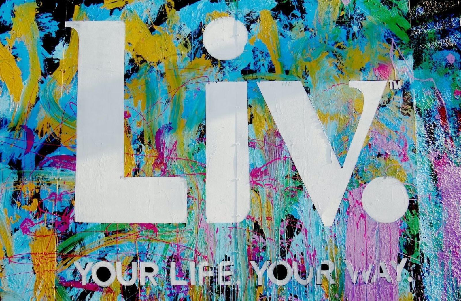 Ohne Doppelmoral. Leben und seinen Weg gehen. Graffiti in Miami. (Foto: George Pagan III, Unsplash.com)
