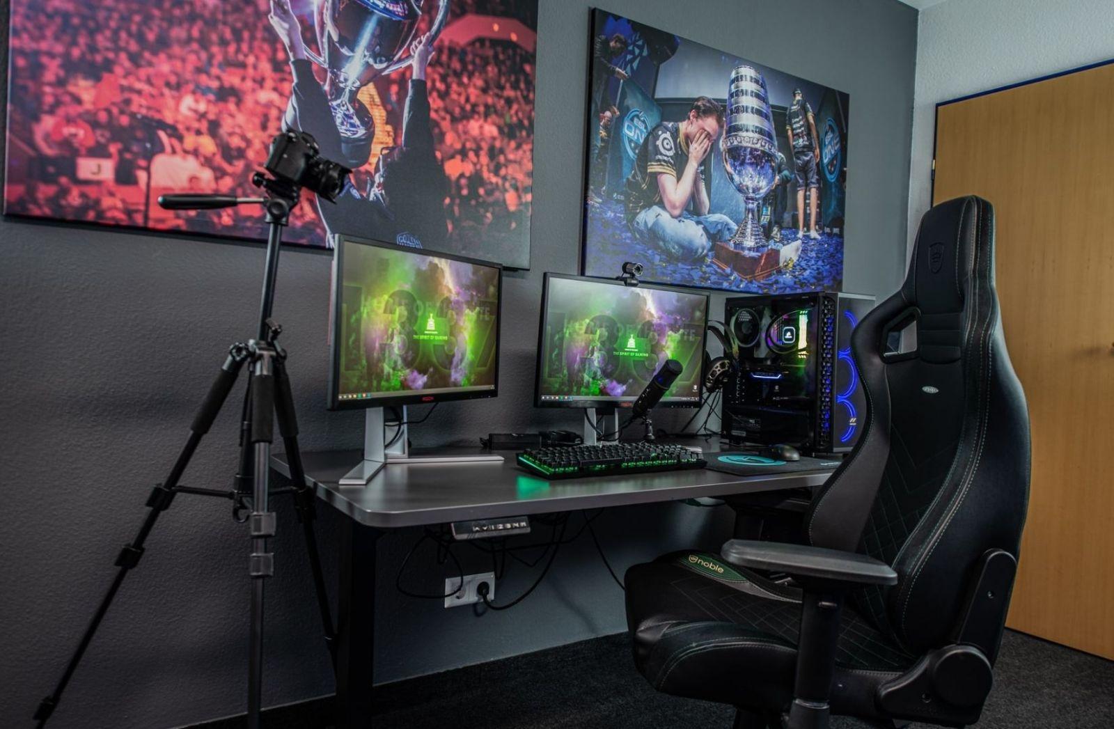 Arbeiten als Gamer. (Foto: Ella Don, Unsplash.com)