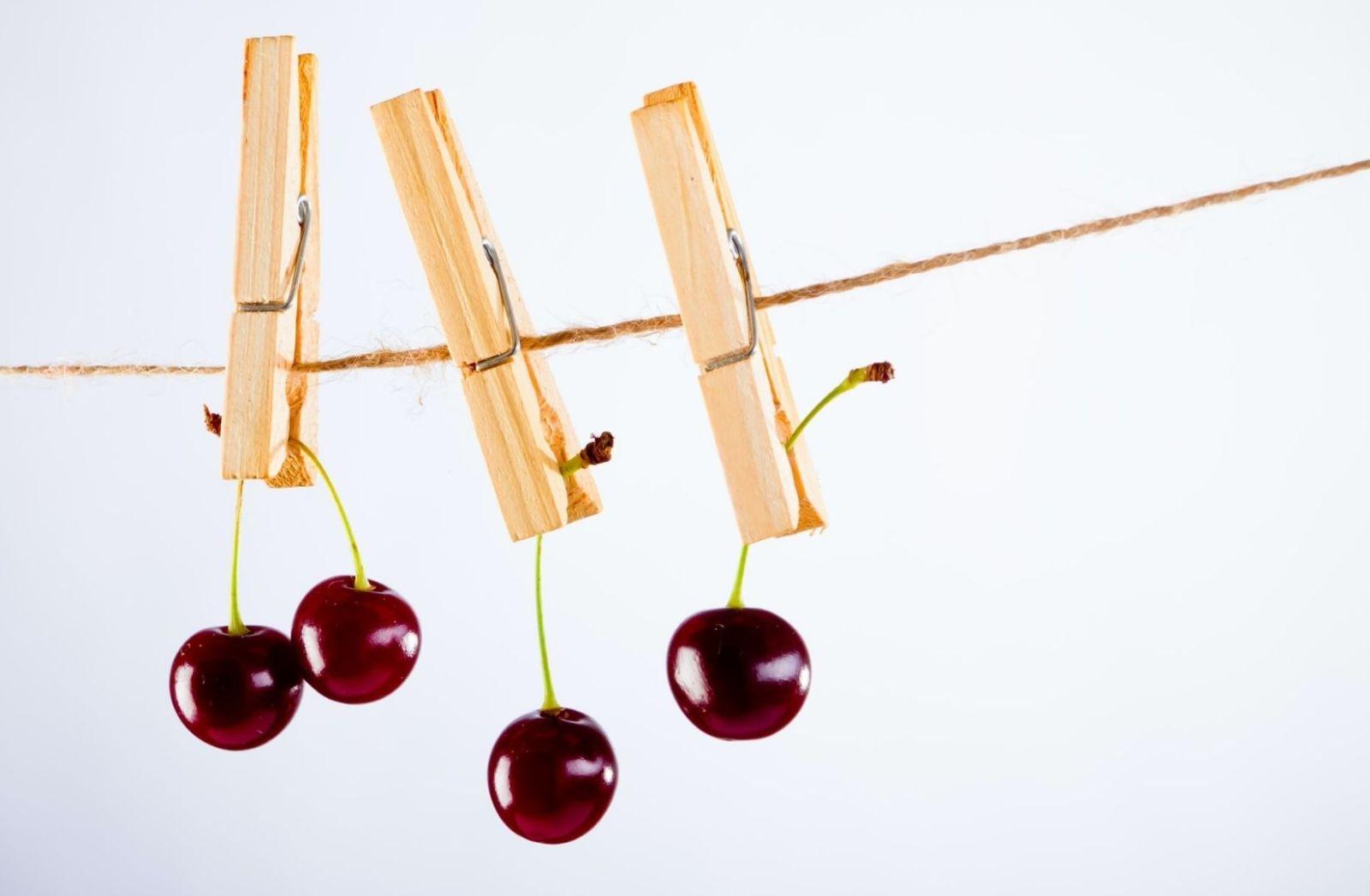 Kirschen sind keine Claqueure. (Foto: Raimond Klavins, Unsplash.com)