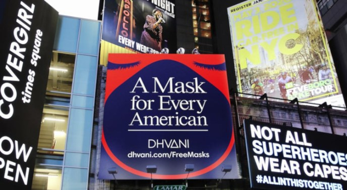 dhvani-billboard-a-mask-for-every-american Foto Consent Factory