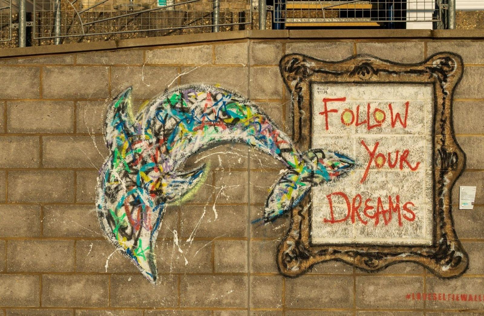 Folge deinen Träumen. (Foto: Nick Fewings, Unsplash.com)