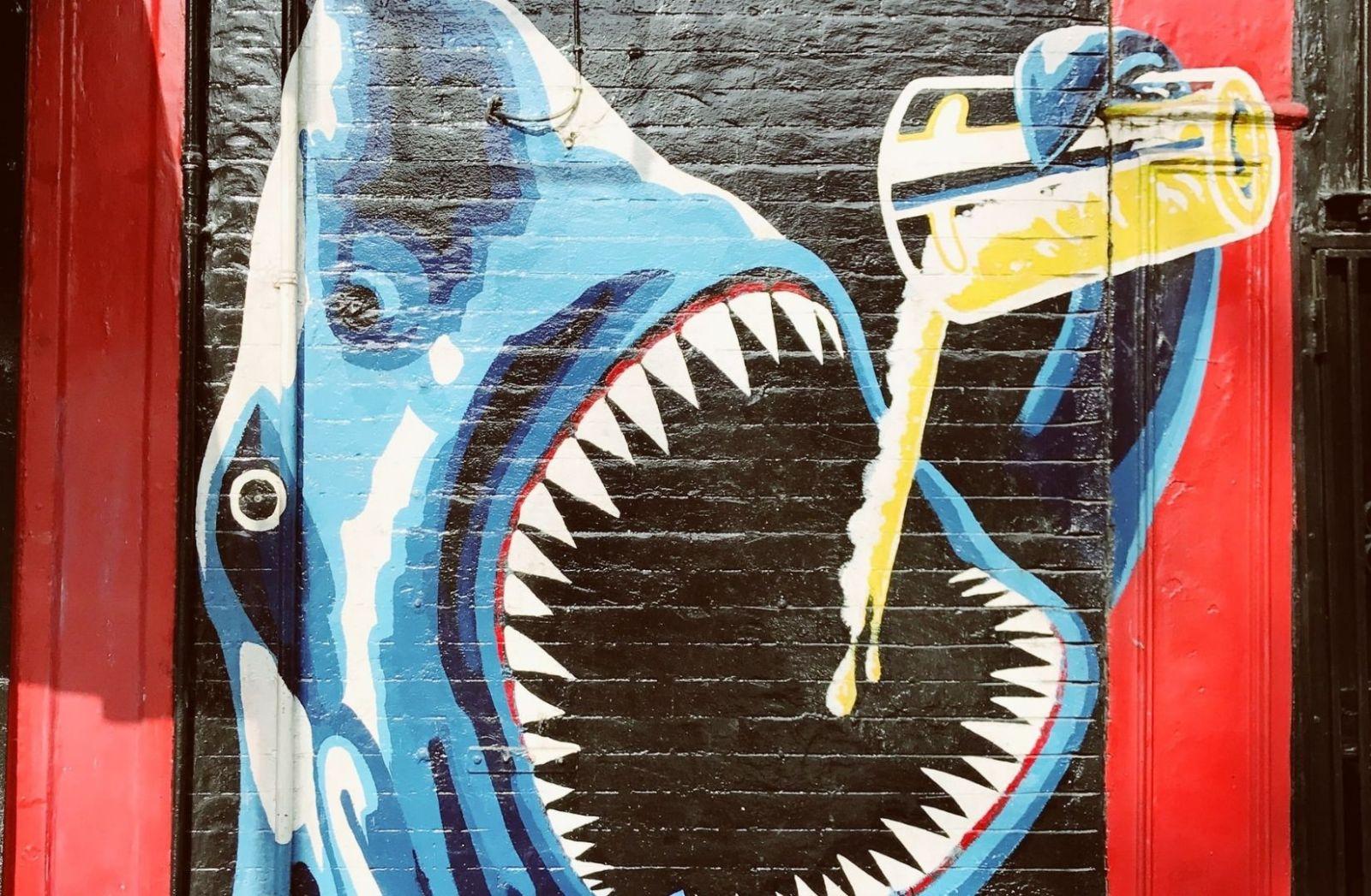 Street Art oder Propaganda. (Foto: Jon Tyson, Unsplash.com)