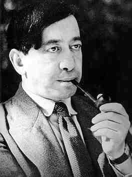Siegfried Kracauer (Aufnahme vor 1925, Gemeinfrei; Wikipedia)