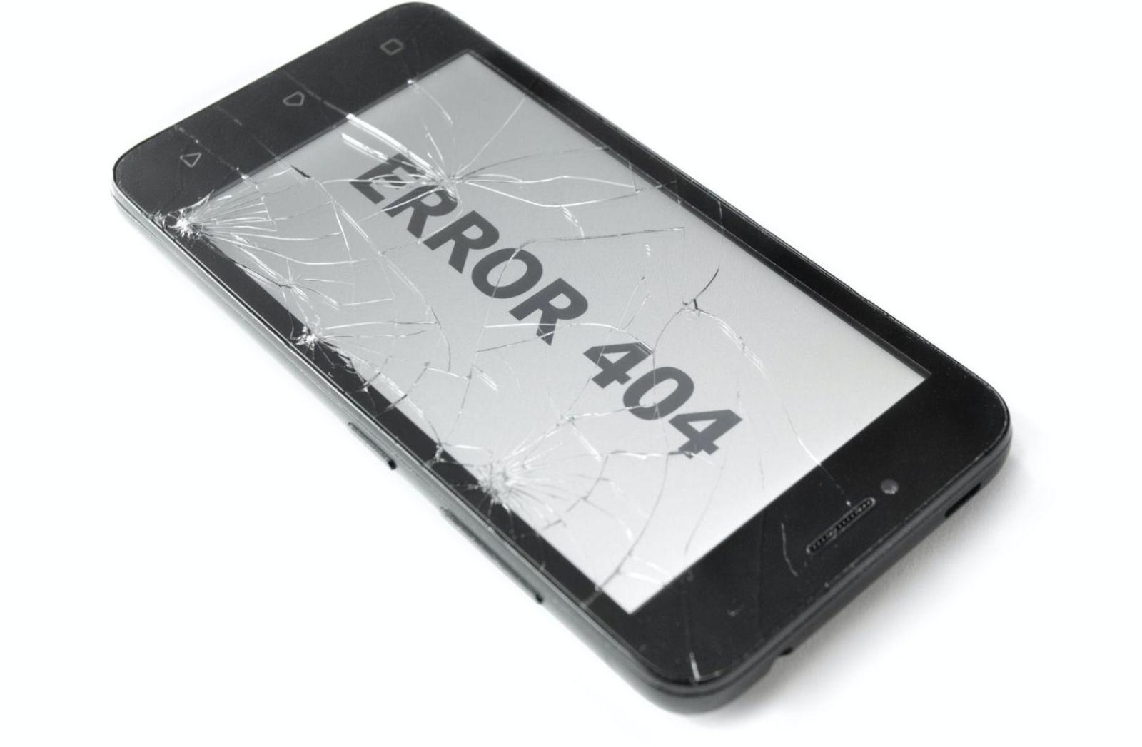 Error 404.. (Foto: Kostiantyn Li, Unsplash.com)