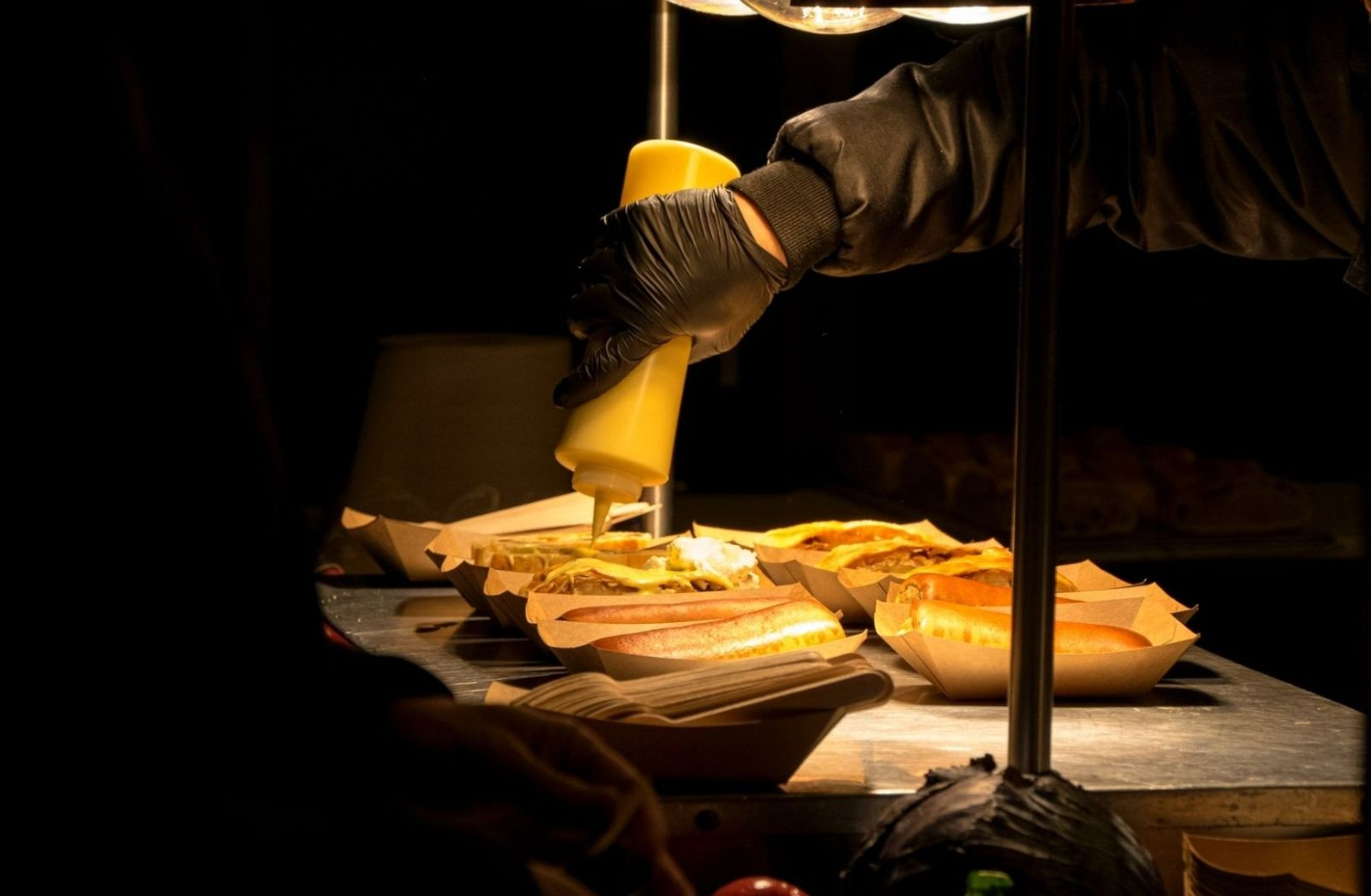 Hot Dogs. (Foto: Thomas Bormans, Unsplash.com)