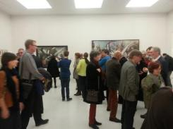 MHK_Die Sprache der Malerei. Hubertus Giebe_Ausstellungseröffnung 2016_Foto Ariane Wicht 2016 (14)