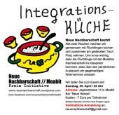 Integrationsküche25April