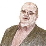 Rudi Löffelsend, Stellvertretender Vorsitzender der Caritas-Flüchtlingshilfe Essen e.V.