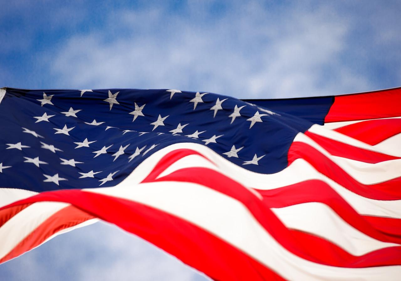 USA Flagge Trump