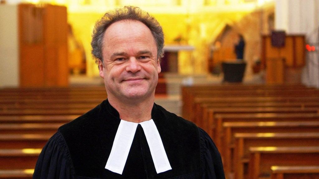 Bischof Tilman Jeremias