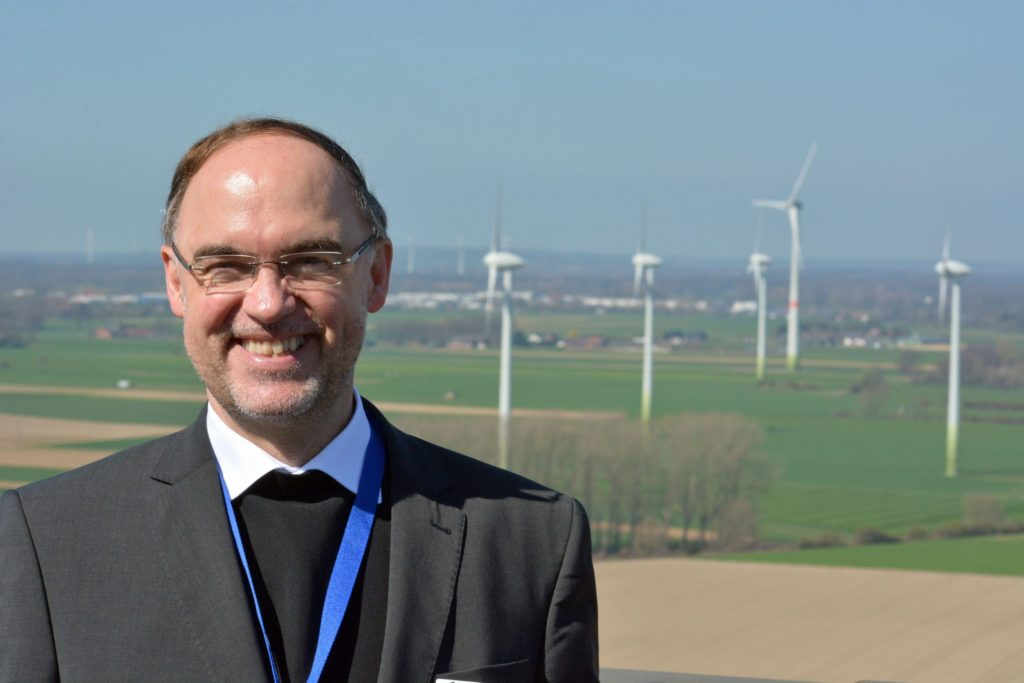 Umweltbischof Rolf Lohmann