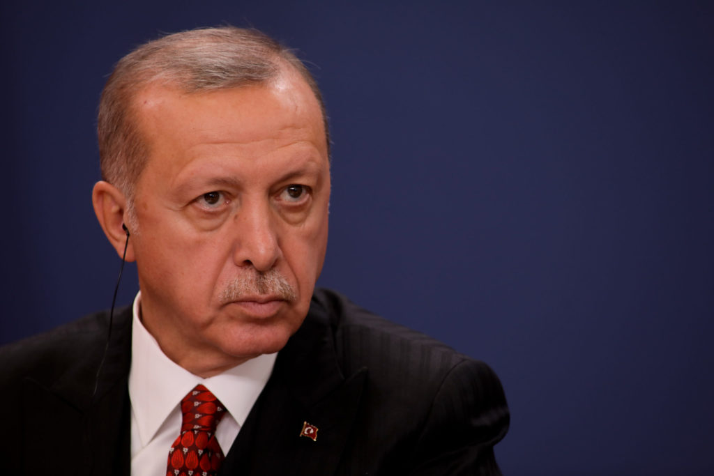 Der türkische Präsident Recep Tayyip Erdogan (Foto: © Malivoja | Dreamstime.com)