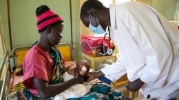 """Das Motto des kommenden Dreikönigssingen lautet """"Gesund werden – gesund bleiben. Ein Kinderrecht weltweit""""."""