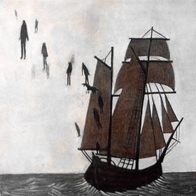 Castaways & Cutouts, The Decemberists
