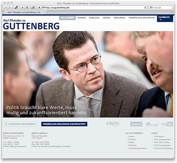 vonguttenberg.de