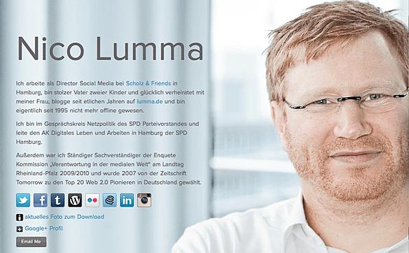 Nico Lumma
