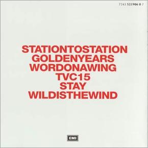 Station to Station Albumrückseite