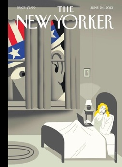 Peeping Sam, The New Yorker