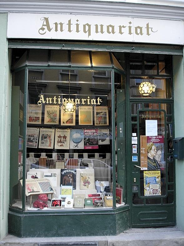 Antiquariat Hans Hammerstein