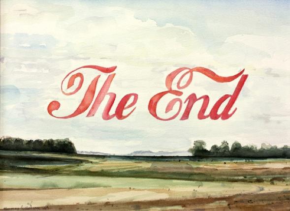 The End Thomas Edetun Sweden