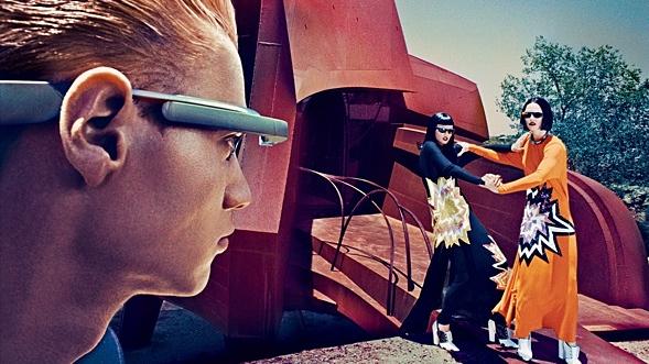 Foto von Steven Klein für die Vogue September Ausgabe
