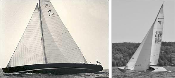 AA's 12m und Trias auf dem Starnberger See
