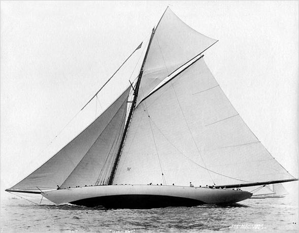 J. S. Johnston Sailing Yachts, New York