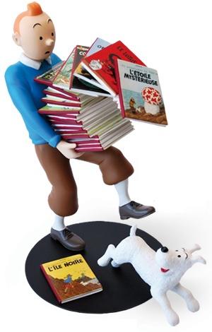 Tintin Hauteur