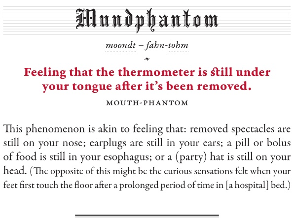 Mundphantom