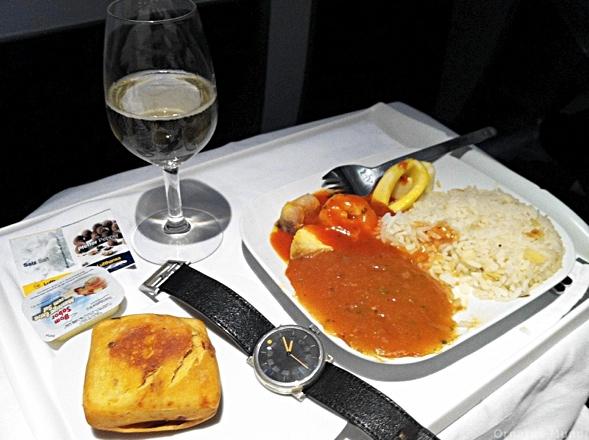 Von Rio de Janeiro nach Frankfurt 2012