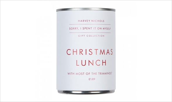 Harvey Nichols £1.89 Christmas Lunch