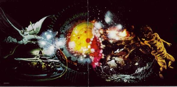 Santana 3 Album Art