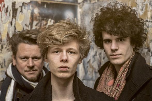 Jesper Munk Bandfoto