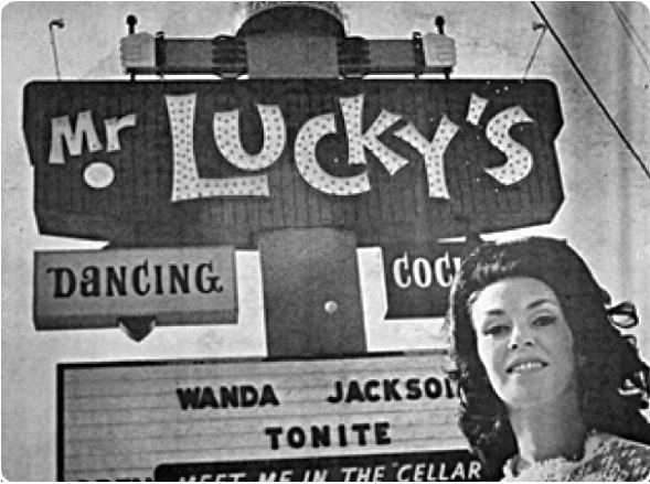 Wanda Jackson Queen of Rock.