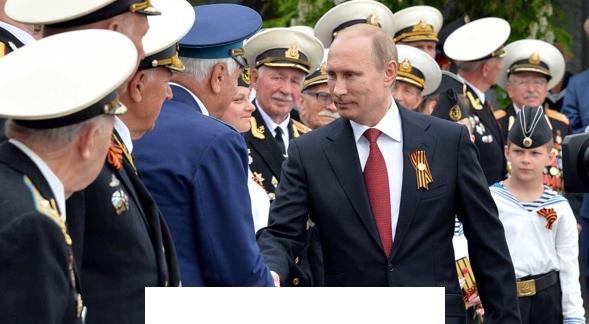 Vladimir Putin Source: politico.com