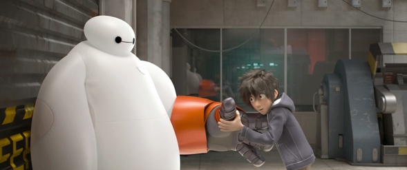 Screenshot from Big Hero 6 trailer. Source: skunkandburningtires.com