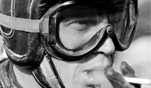 Steve McQueen, Mojave Desert. (Photo by John Dominis::Time Life Pictures:Getty Images