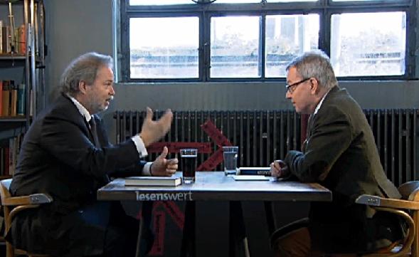 Utz Claassen bei Walter Janson