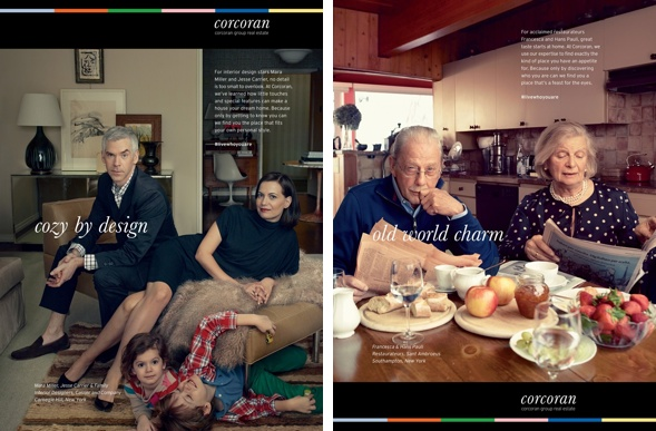 'Cozy by design & Old world charme' von Annie Leibovitz .